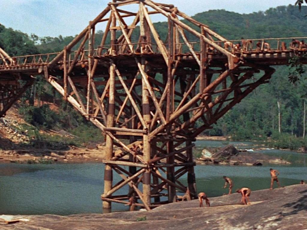 The bridge of the river kwai