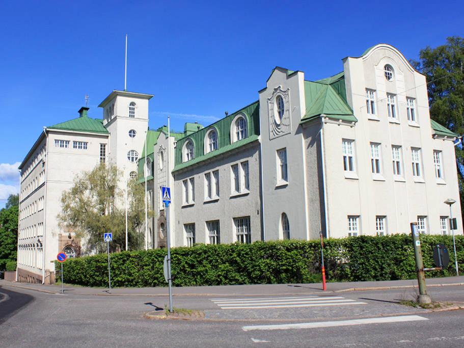 Lahden building