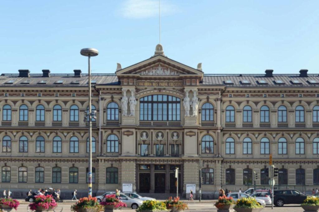 ateneum museum in Helsin